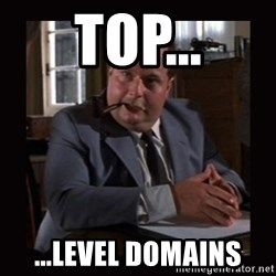 Indiana Jones: Raiders of the Lost Ark - Top... ...level domains