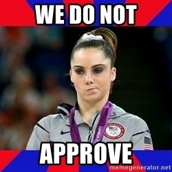Mckayla Maroney Does Not Approve - We Do not Approve