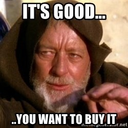 JEDI KNIGHT - It's good... ..you want to buy it