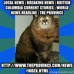 AMBER DTES VANCOUVER - Local News | Breaking News | British Columbia Current Stories | World News Headline | The Province http://www.theprovince.com/news/index.html