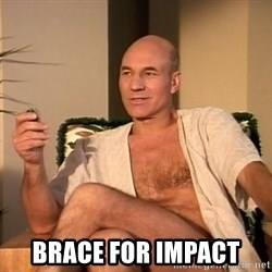 Sexual Picard -  brace for impact