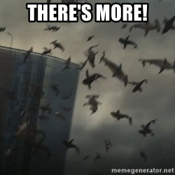 sharknado - There's more!