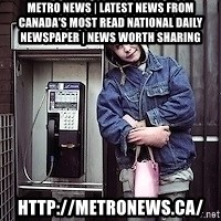 ZOE GREAVES TIMMINS ONTARIO - Metro News | Latest news from Canada's most read national daily newspaper | News Worth Sharing http://metronews.ca/