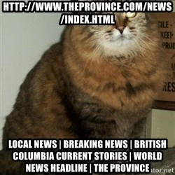 ZOE GREAVES DTES VANCOUVER - http://www.theprovince.com/news/index.html Local News | Breaking News | British Columbia Current Stories | World News Headline | The Province