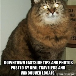 ZOE GREAVES DTES VANCOUVER -   Downtown Eastside tips and photos posted by real travelers and Vancouver locals.