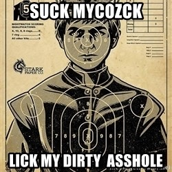Child queen Phlash Misericord - SUCK MYCOZcK lick my dirty  asshole