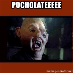 Sloth Goonies  - POCHOLATEEEEE
