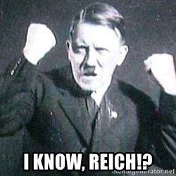 Successful Hitler -  I know, Reich!?