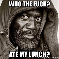 You Gonna Get Raped - who the fuck? ate my lunch?