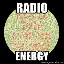 color blind test - RADIO ENERGY