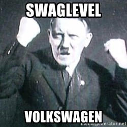 Successful Hitler - Swaglevel Volkswagen
