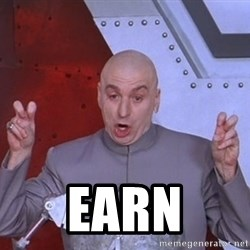 Dr. Evil Air Quotes -  EARN