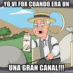 Pepperidge Farm Remembers Meme - Yo vi FOX cuando era un una Gran Canal!!!