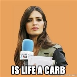 SaraCarboneroFC -  IS LIFE A CARB