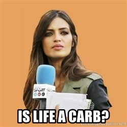 SaraCarboneroFC -  IS LIFE A CARB?