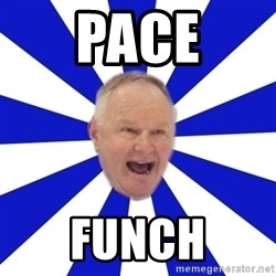 Crafty Randy - PACE FUNCH