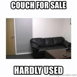 casting couch - couch for sale hardly used