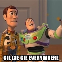 Cie Everywhere -  cie cie cie Everywhere