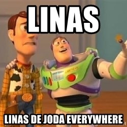 WoodyAndBuzz - Linas      linas de joda everywhere