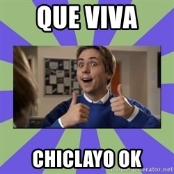 INBETWEENERS FRIEND - que viva  chiclayo ok