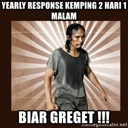 MadDog (The Raid) - yearly response kemping 2 hari 1 malam biar greget !!!