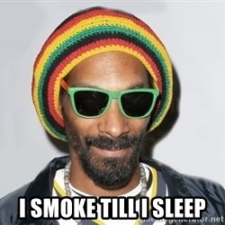 Snoop lion2 -  I smoke till i sleep