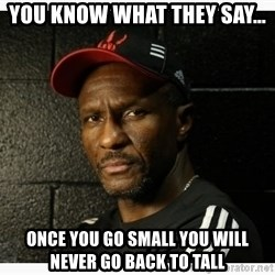 Dwane Casey's Guide to Smallball - You know what they say... Once you go small you will never go back to tall