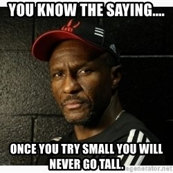 Dwane Casey's Guide to Smallball - You know the saying.... Once you try small you will never go tall.