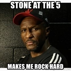 Dwane Casey's Guide to Smallball - Stone at the 5 Makes me rock hard