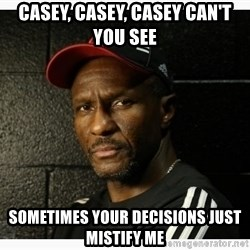 Dwane Casey's Guide to Smallball - Casey, Casey, Casey can't you see sometimes your decisions just mistify me