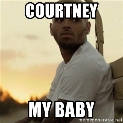 Breezy23 - courtney  my baby
