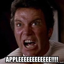 Khan -  APPLEEEEEEEEEEEE!!!!