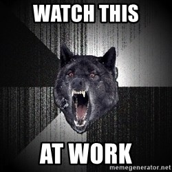 Insanity Wolf - Watch this at work