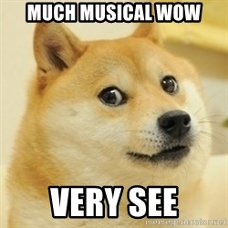 Dogeeeee - Much musical wow Very see