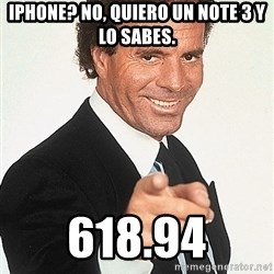 memeyeah - iphone? no, quiero un note 3 y lo sabes. 618.94