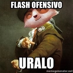 URALO - Flash ofensivo uralo