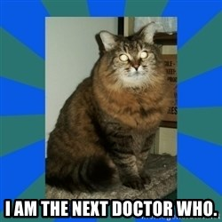 AMBER DTES VANCOUVER -  I AM THE NEXT DOCTOR WHO.