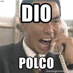Chinese Factory Foreman - dio polco