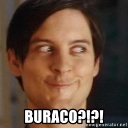 tobey maguire so hardcore -  Buraco?!?!