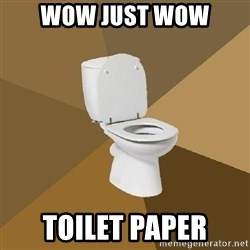talking toilet - wow just wow toilet paper