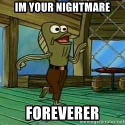 Rev Up Those Fryers - im your nightmare foreverer