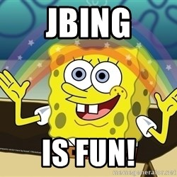 spongebob imagination meh - Jbing Is fun!
