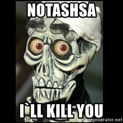 Achmed the dead terrorist - Notashsa i`ll kill you