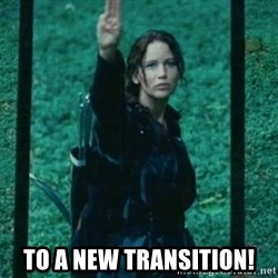 Katniss respect -  to a new transition!