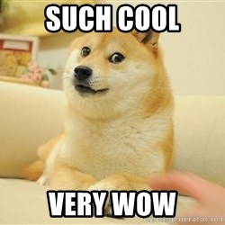 so doge - such cool very wow