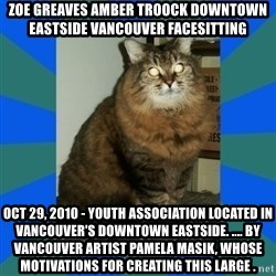 AMBER DTES VANCOUVER - ZOE GREAVES AMBER TROOCK downtown eastside vancouver facesitting Oct 29, 2010 - Youth Association located in Vancouver's downtown eastside. .... by Vancouver artist Pamela Masik, whose motivations for creating this large .