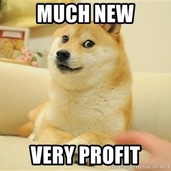 so doge - much new very profit