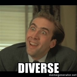 Nick Cage -  diverse