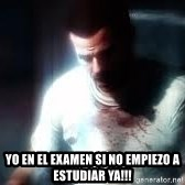 Mason the numbers???? -  yo en el examen si no empiezo a estudiar ya!!!