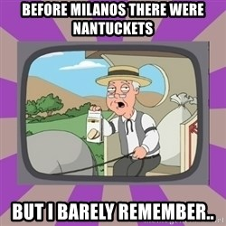 Pepperidge Farm Remembers FG - before milanos there were nantuckets but i barely remember..